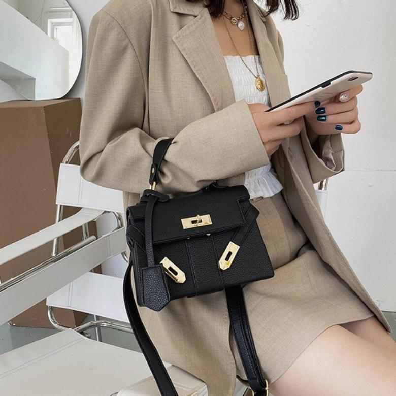 韓國空運 - Urban Bros Elle tote leather bag 肩背包