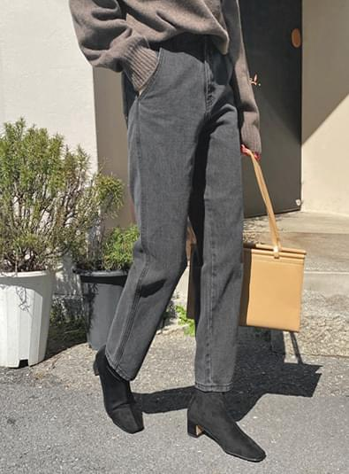 바엘일자 pants (*2color)