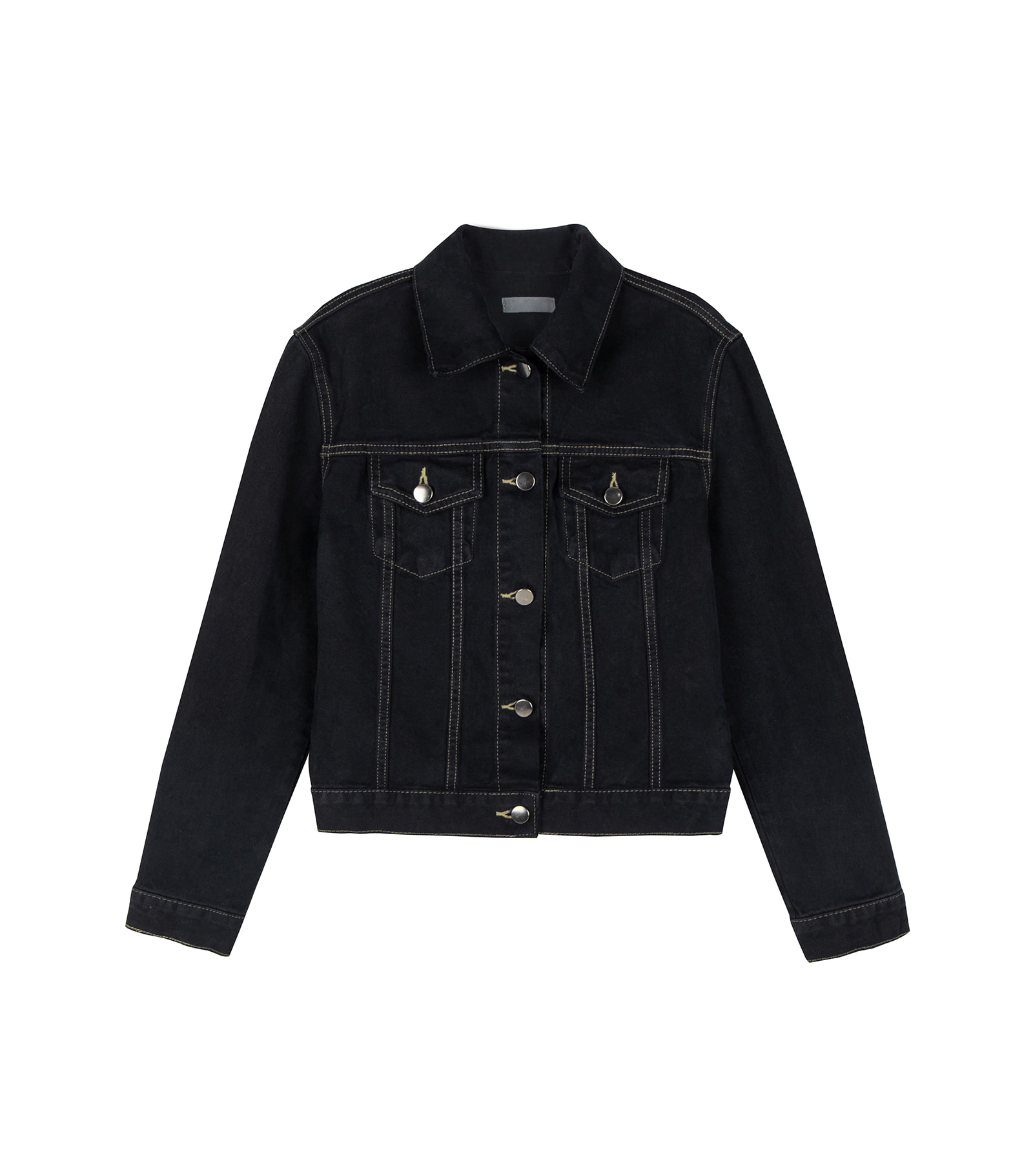 Autumn standard denim jacket