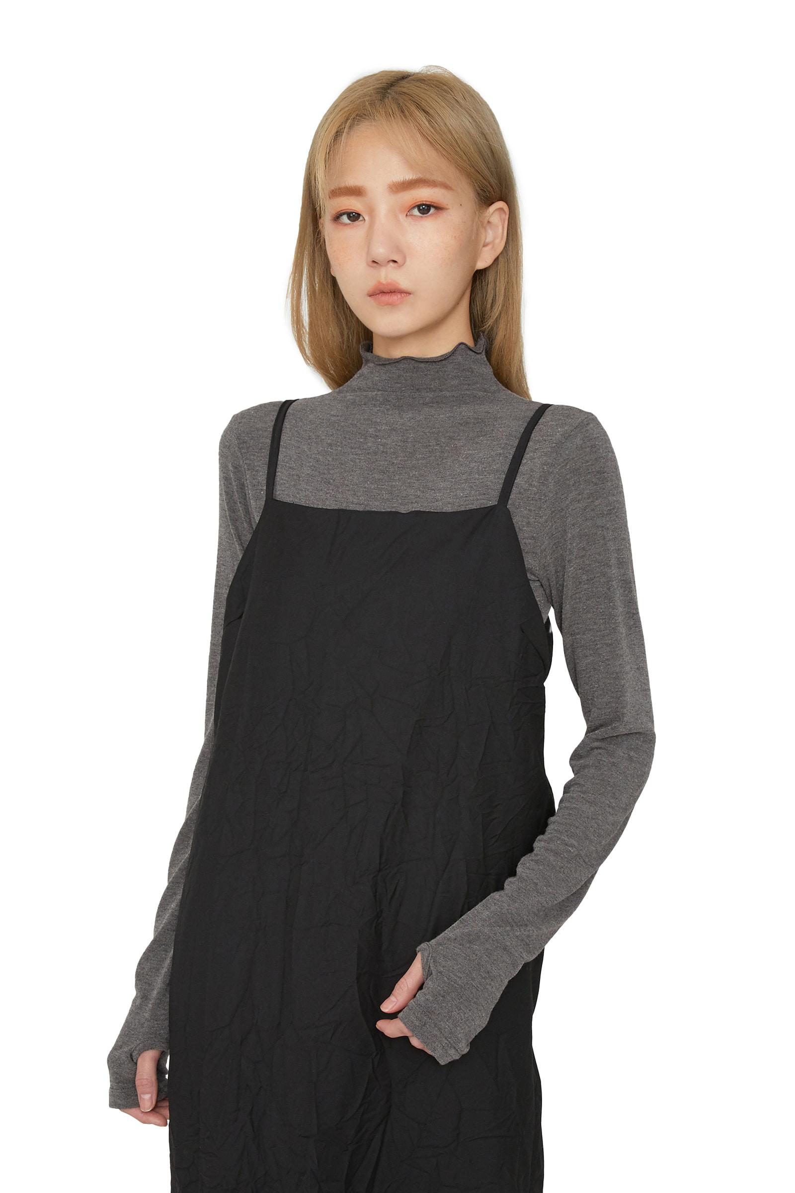 프레쉬 링클 맥시 드레스
