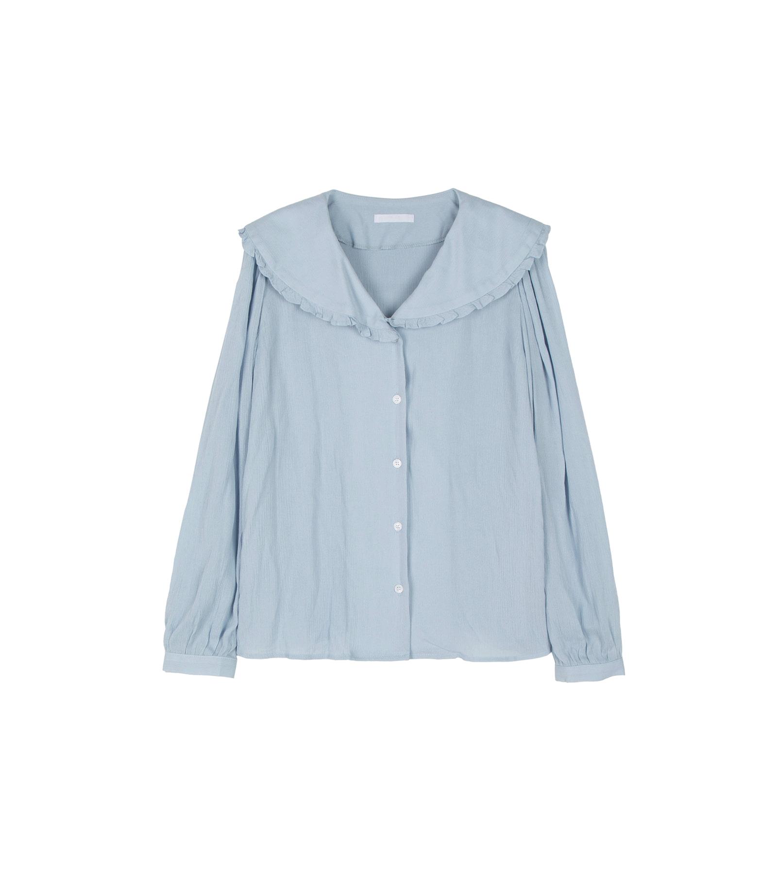 Nice sailor collar blouse