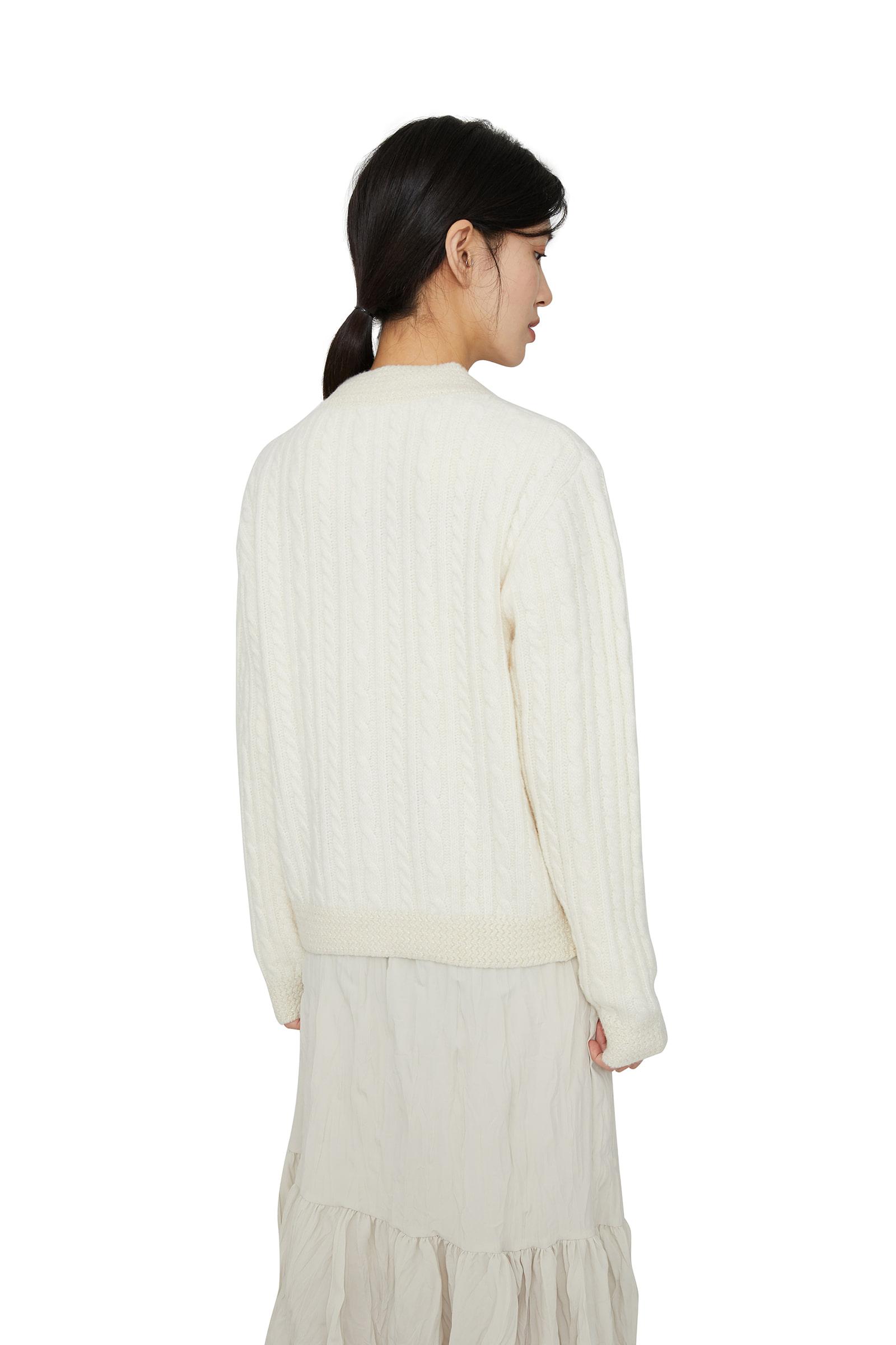 Coco Shine Knit Cardigan
