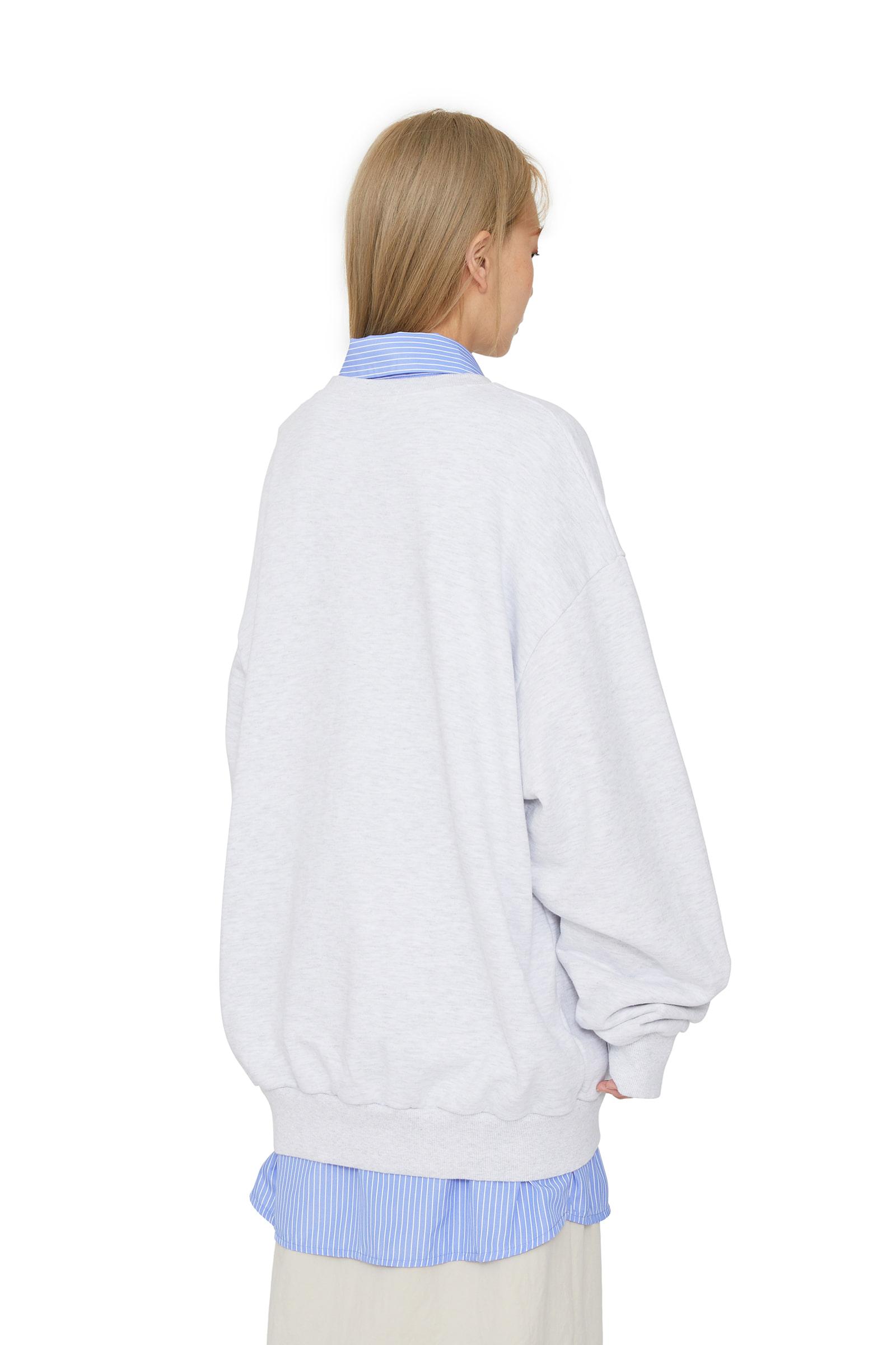 Unisex Sonic Youth Crew Neck Sweatshirt