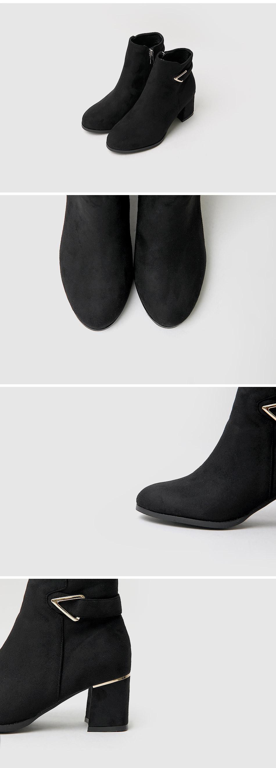 Friends Ankle Boots 6cm