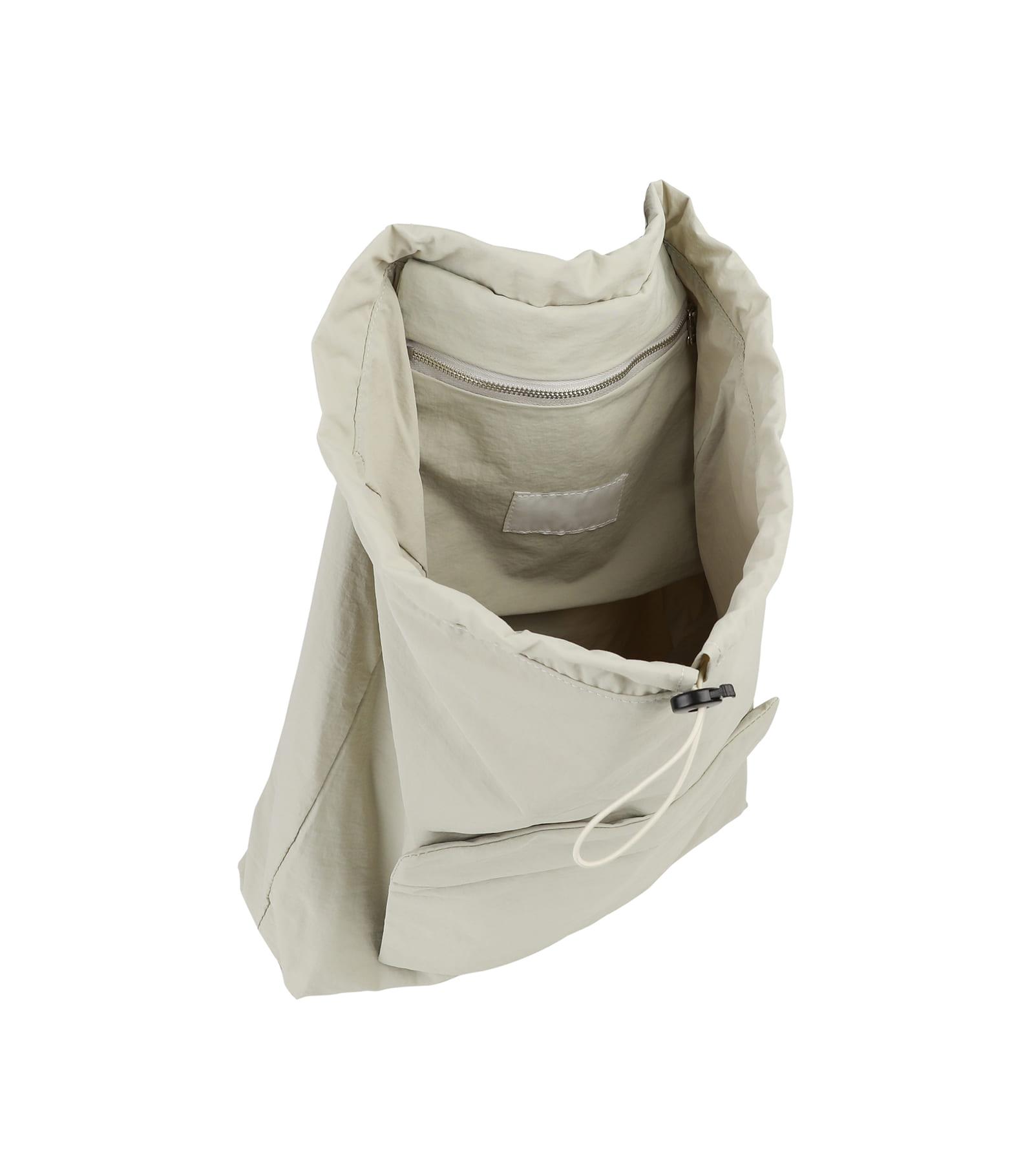 Take pocket string backpack
