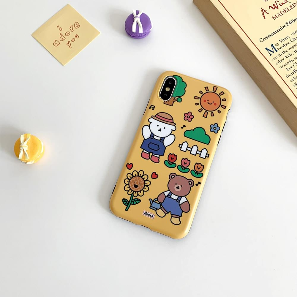 Noon Nanna Matte Jelly iPhone Case