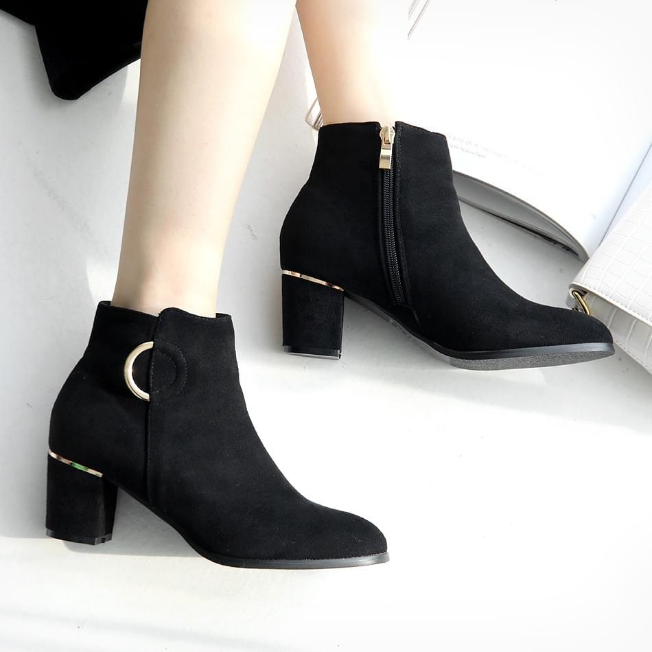 Bettyk Ankle Boots 6cm 靴子