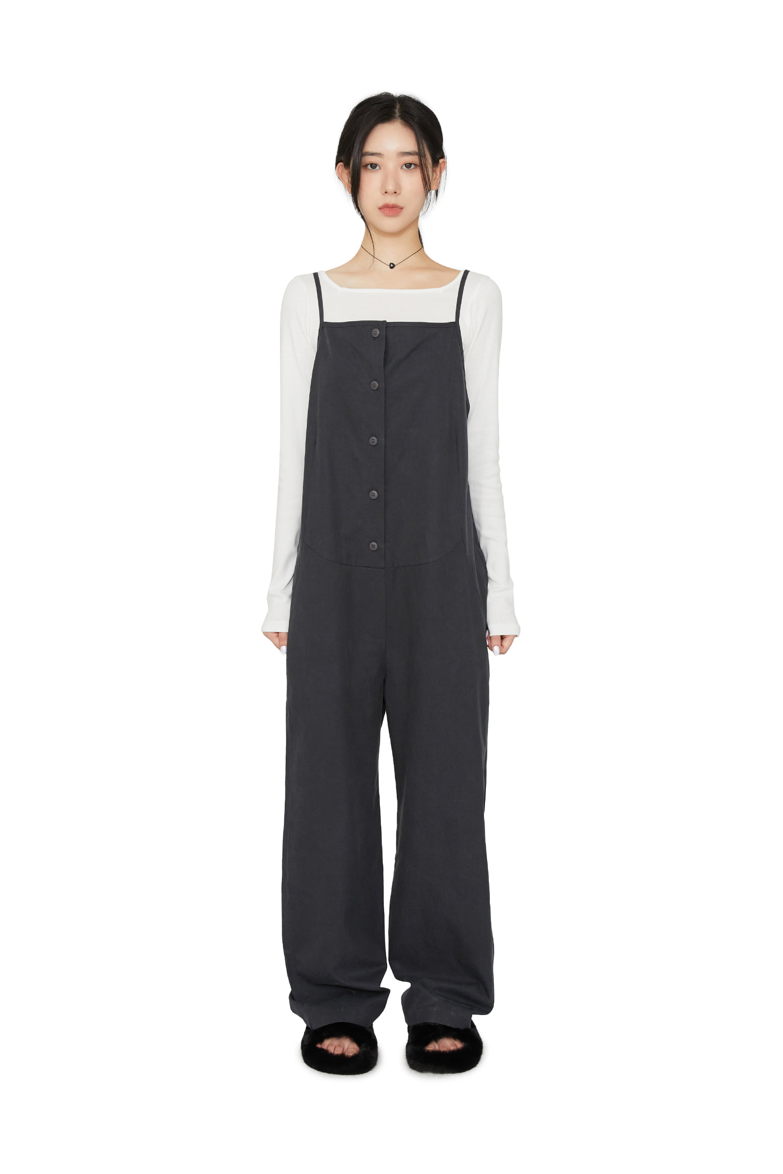 Lego over jumpsuit