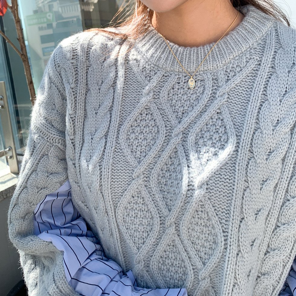 Shirts are also knitted