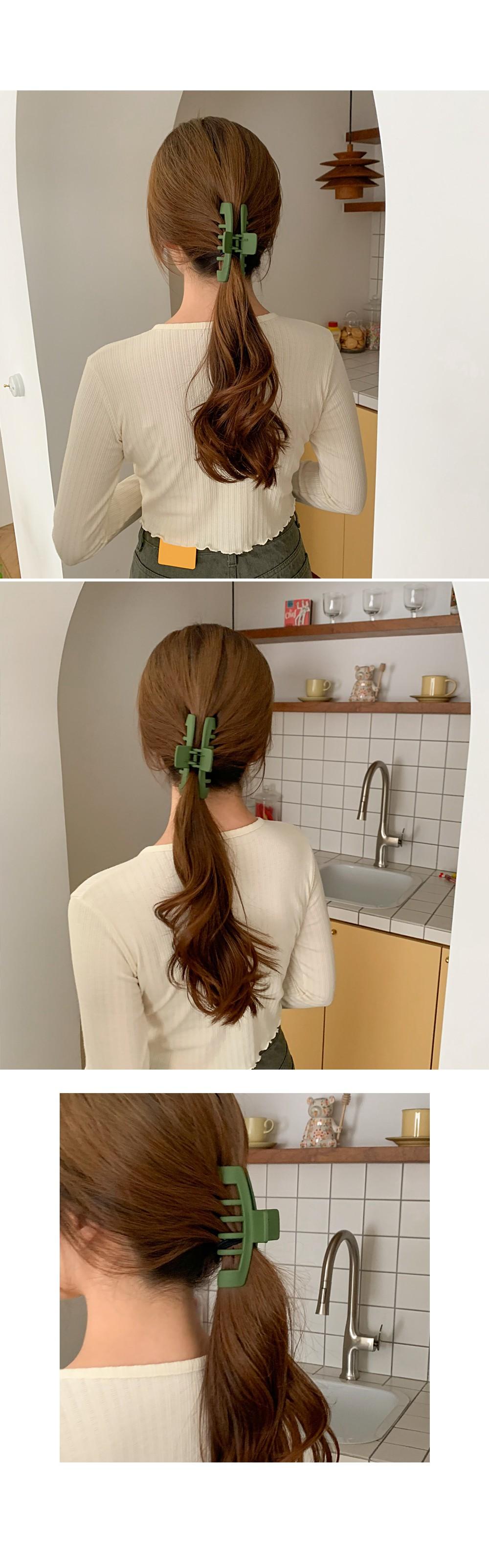 Matte tongs pin autumn color :)