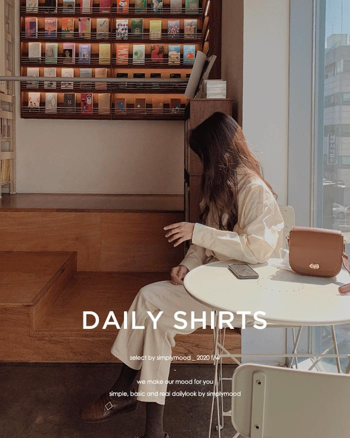 Hayes Daily Cotton shirt