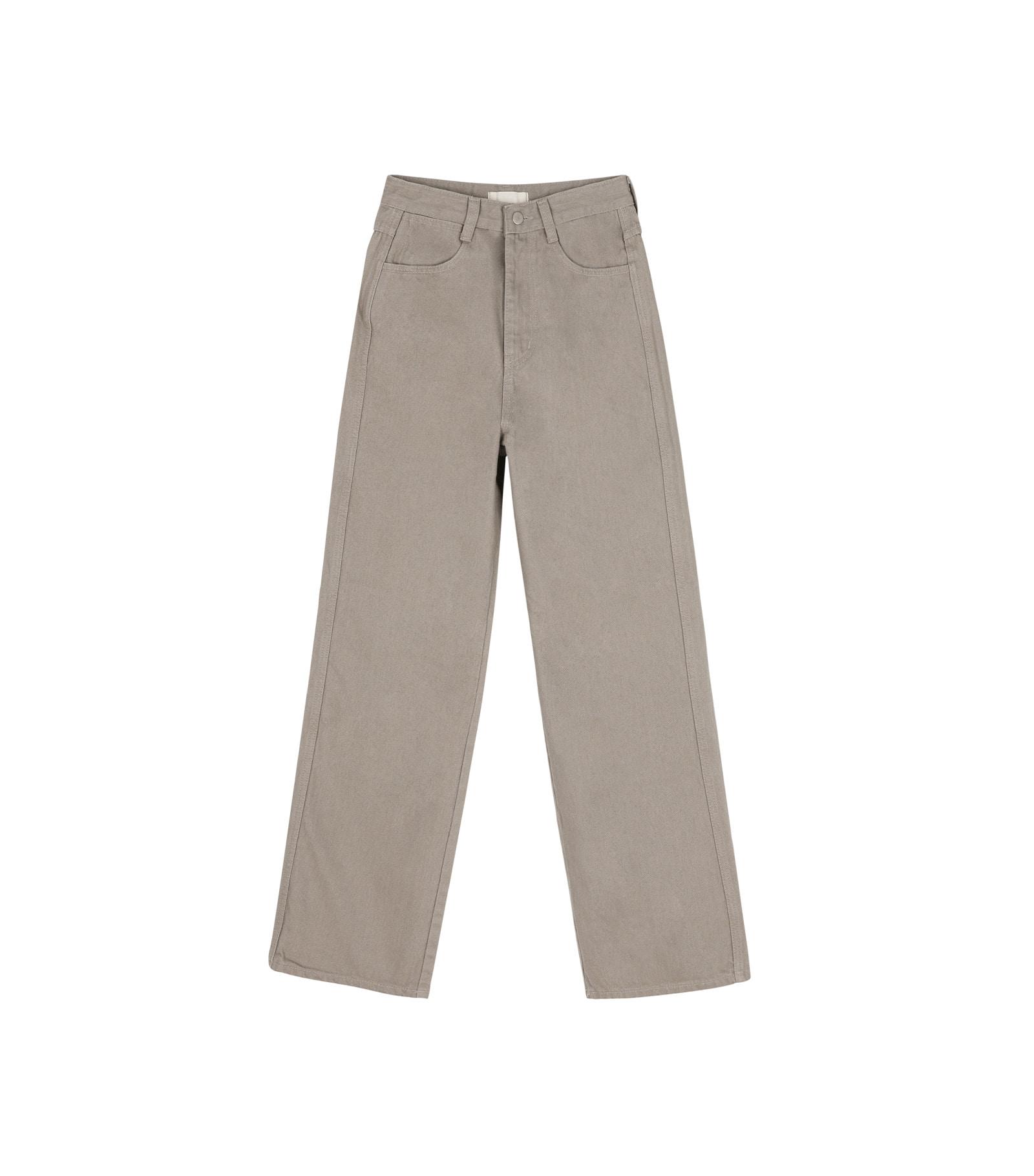 Kachi straight casual pants