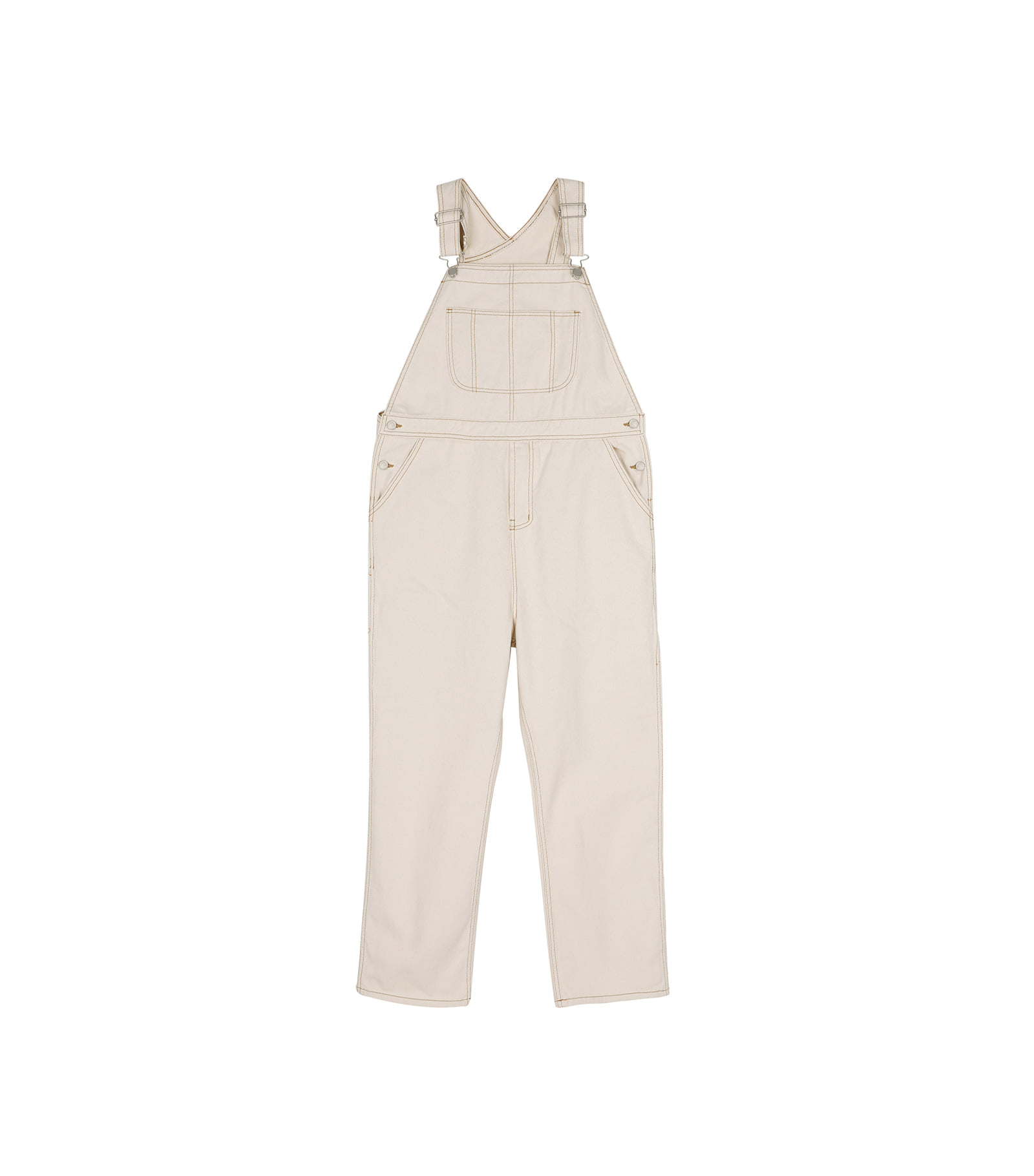 Ward Raw denim jumpsuit