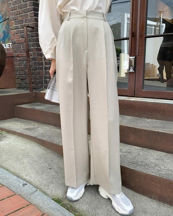 Sizu-L wide slacks