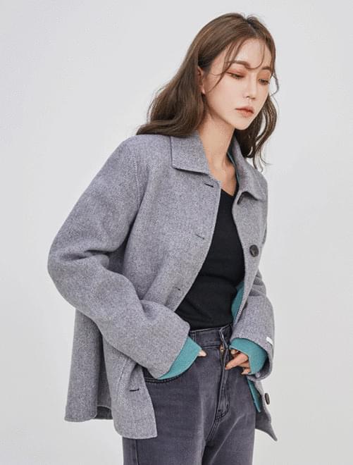 Hailey handmade coat
