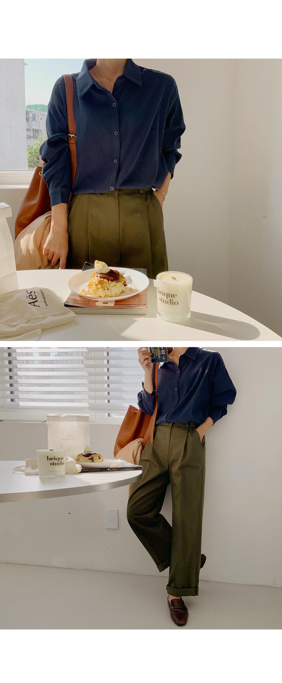 Out Fleece-lined Peachdale Overfit Shirt