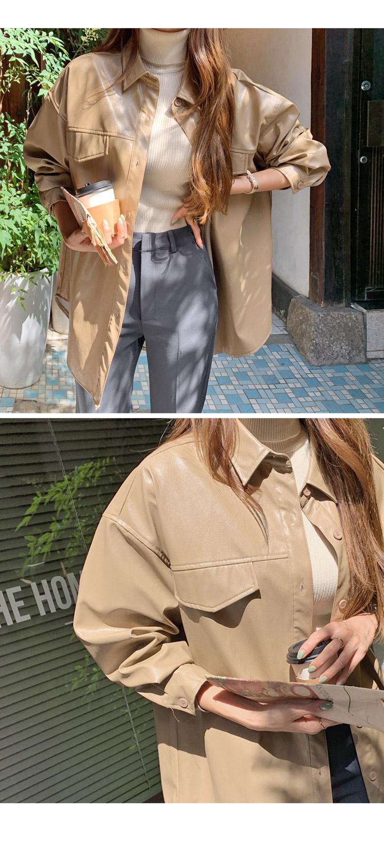 Hailey Leather Belt Southern Jacket