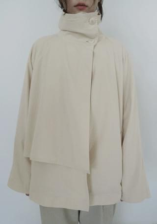 trenches avant-garde jacket