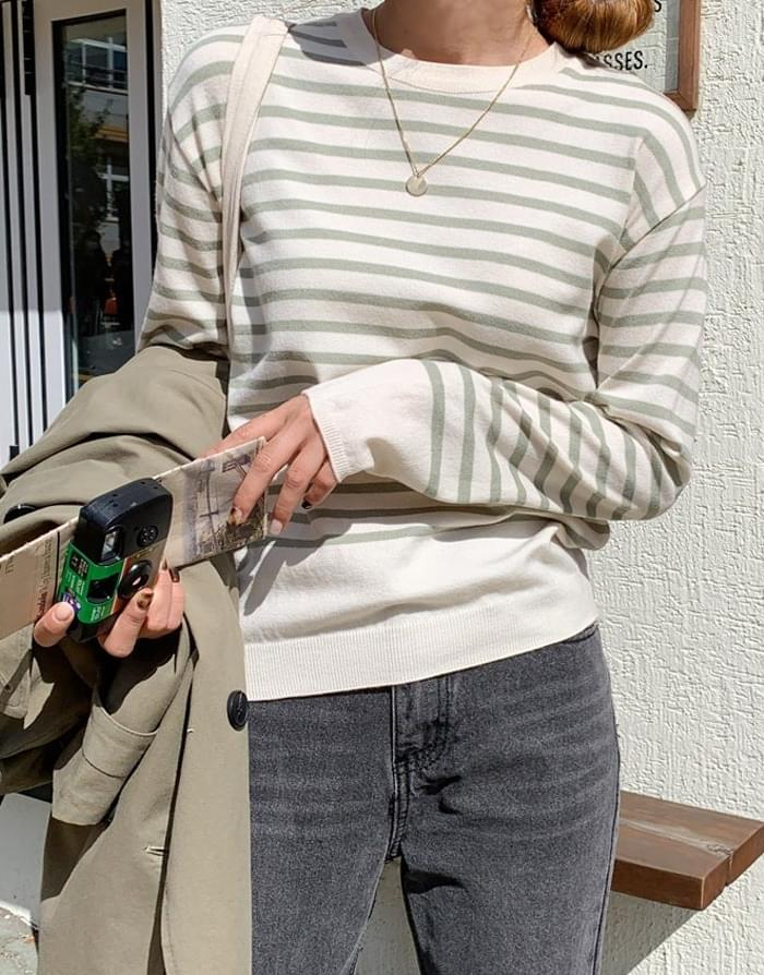 Carry Soft Basic Dangara Knit 針織衫