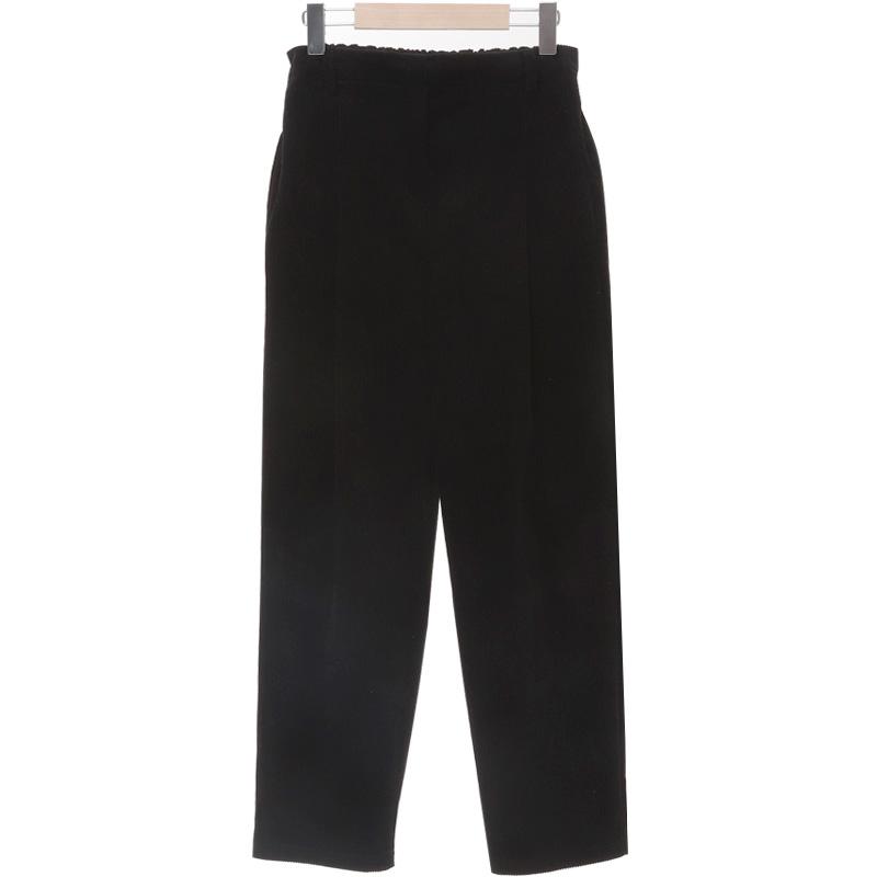 Heat Corduroy Banding Pants