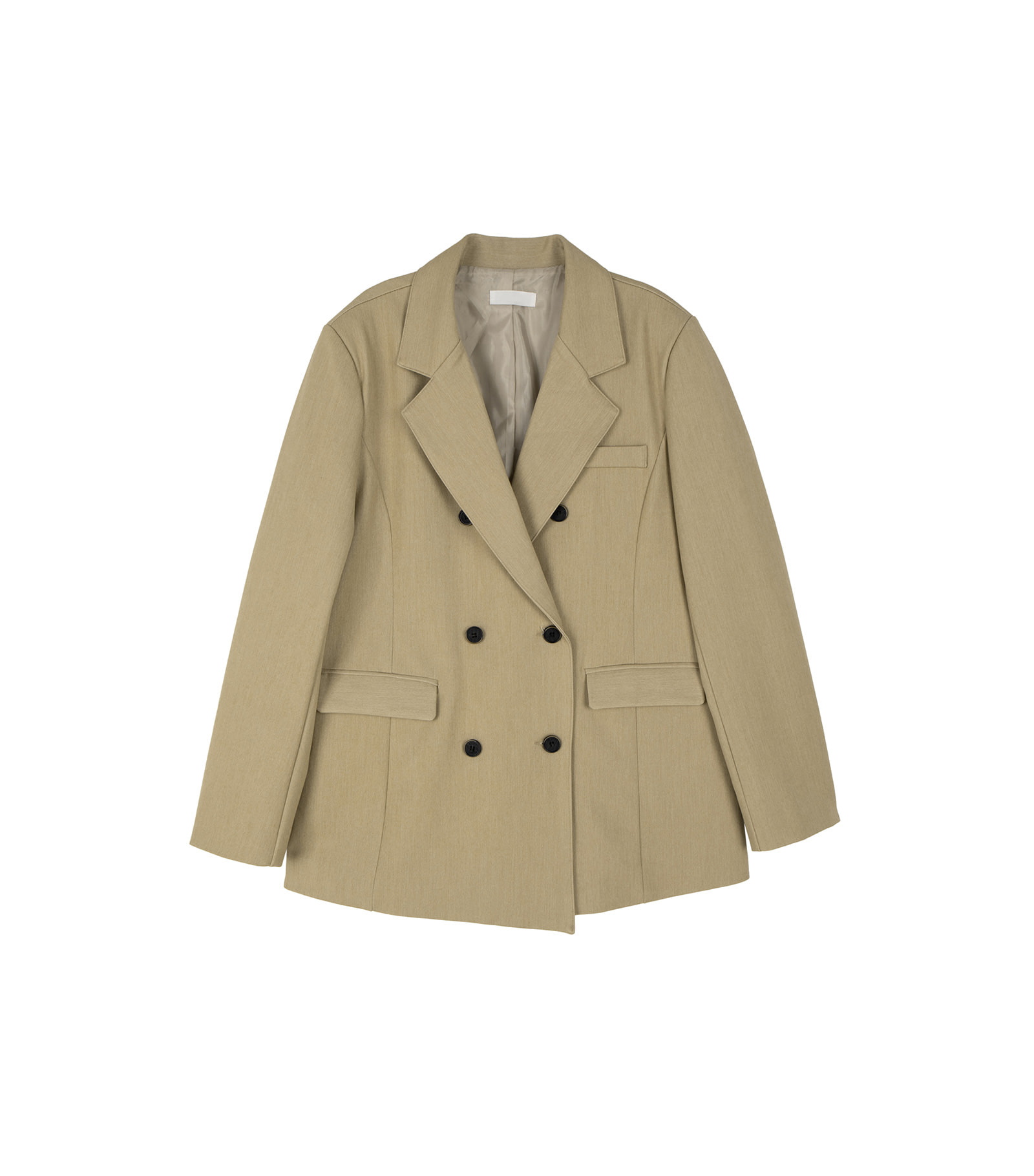 Brook double blazer