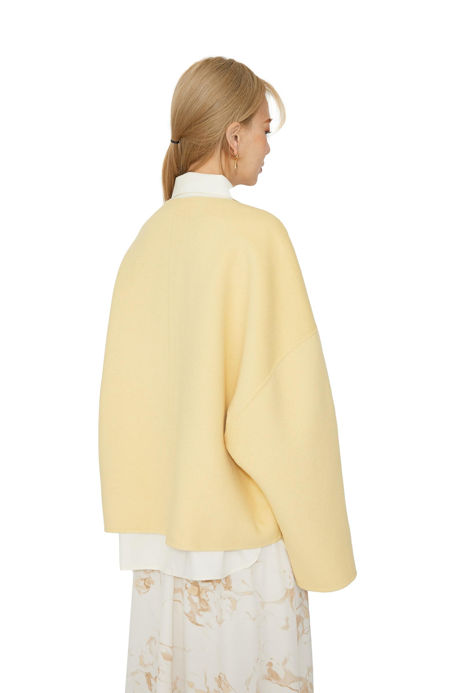 Awesome Karaless Handmade Short Coat