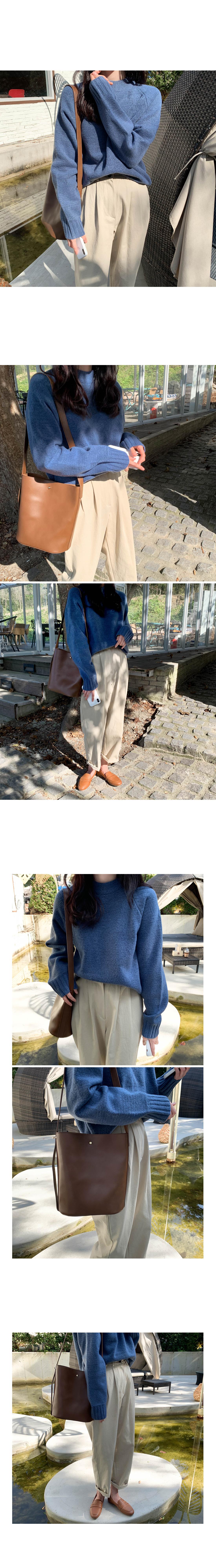 Allyn Boson Nagrand Knitwear-Yellow