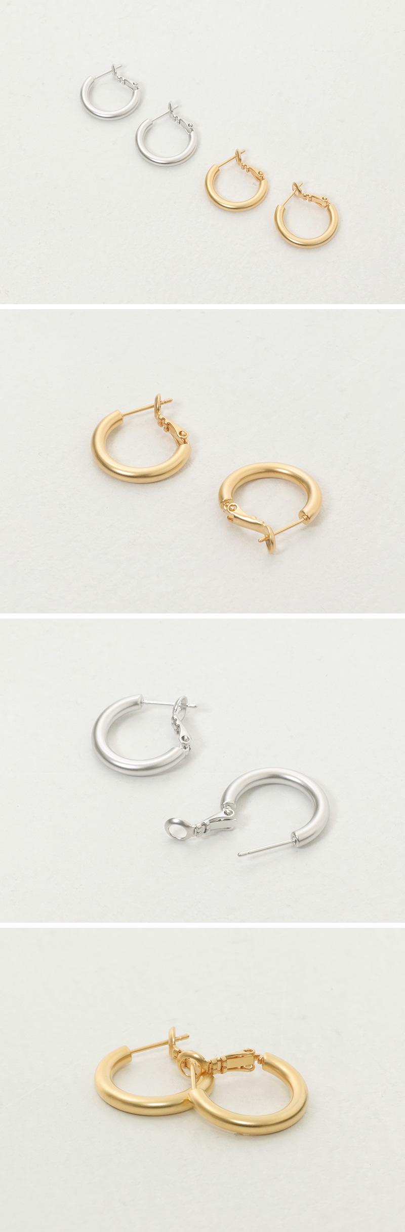Matt Simpling Earrings