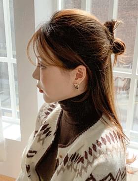 韓國空運 - Heart Hope Earring 耳環
