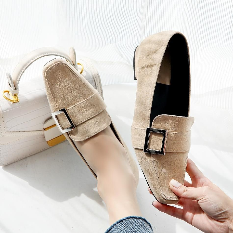Tibez loafers 2cm