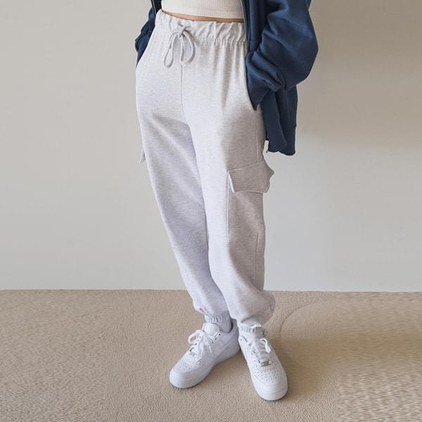 By cargo jogger trousers