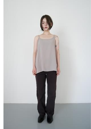 mute side slit sleeveless