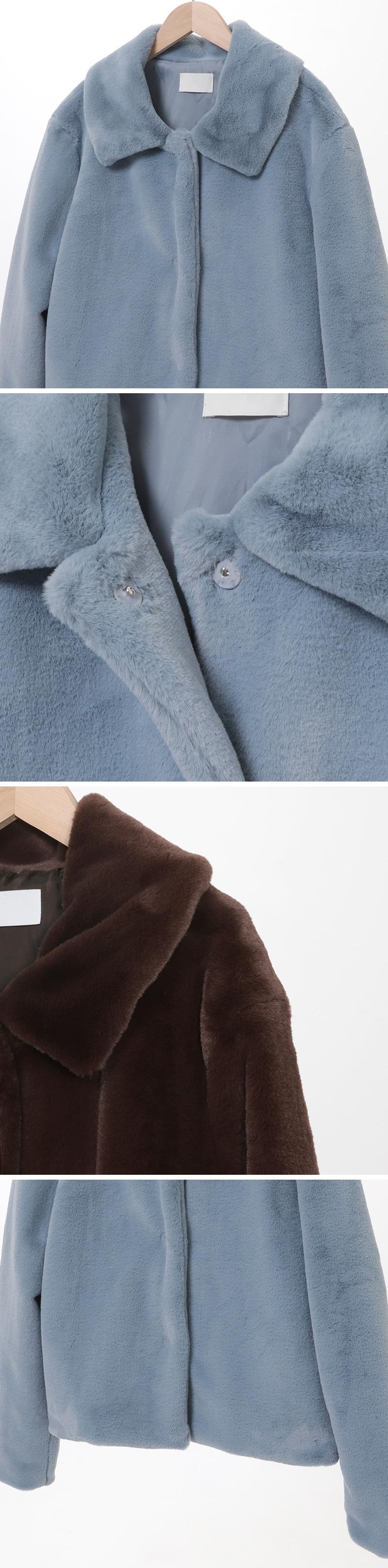 Mercy Mink Fur Jacket