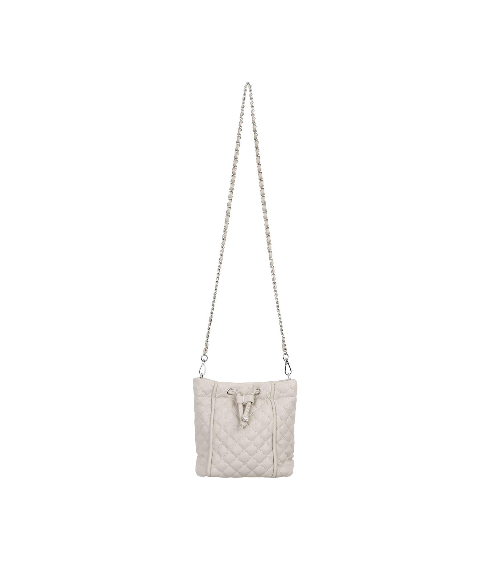 Coco embossed folding shoulder bag