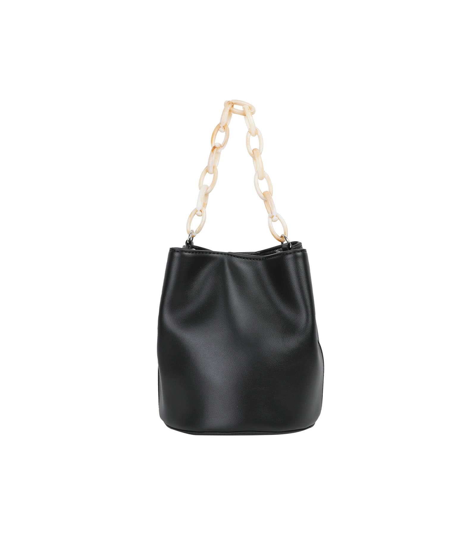 Dave chain bucket shoulder bag