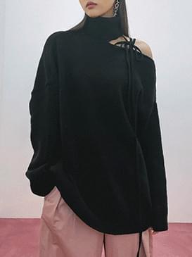 Shoulder Psy Polar Knit 針織衫