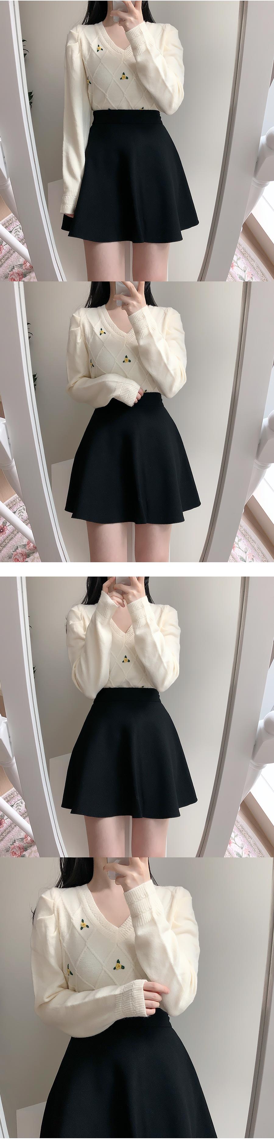 Devil Flare Hull Skirt