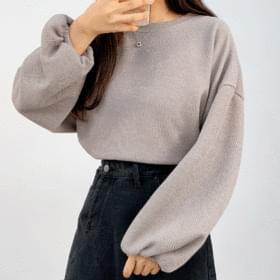 Pauling sleeve banding sweatshirt 長袖上衣