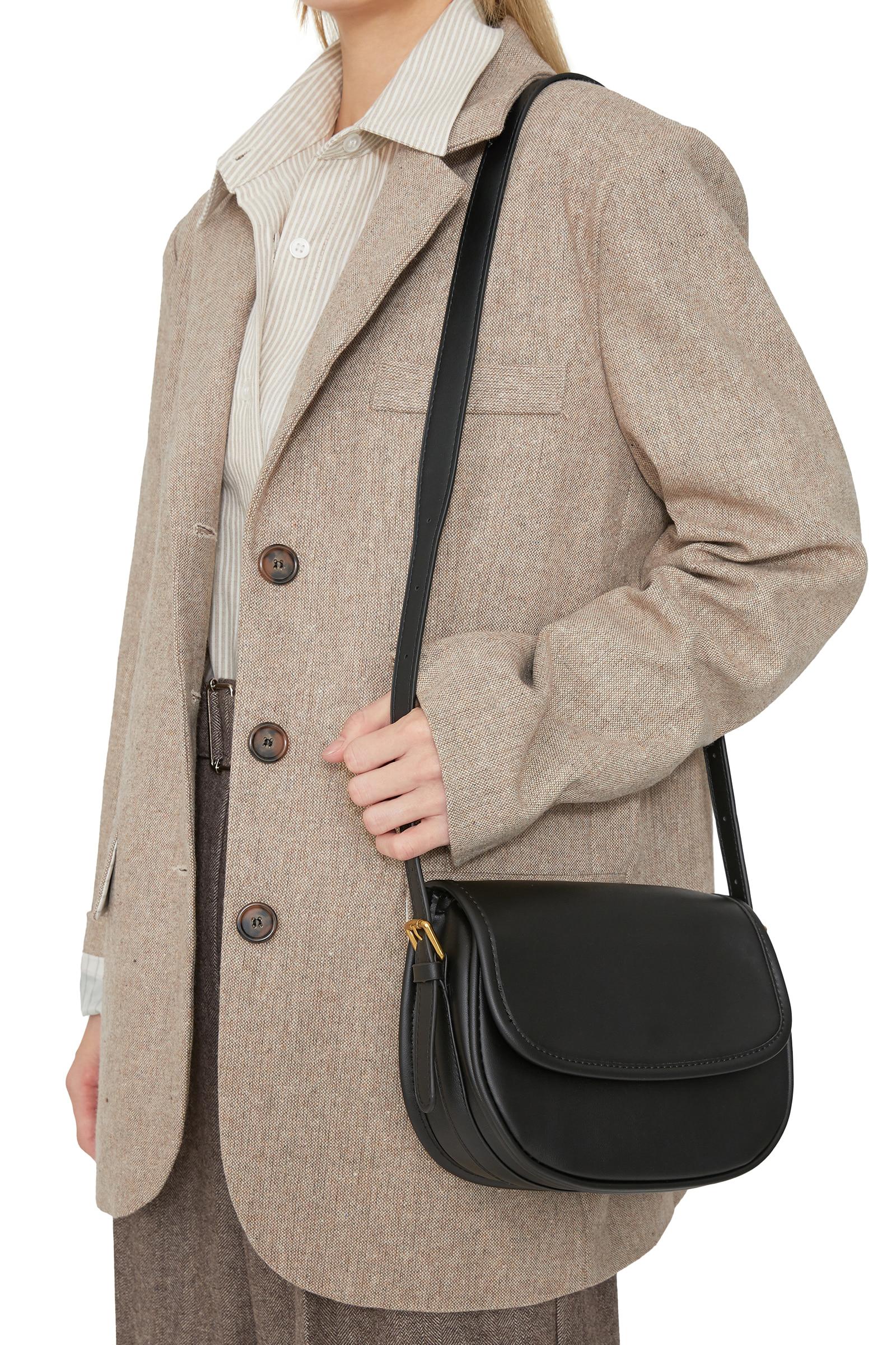 Bed rounded cover shoulder bag