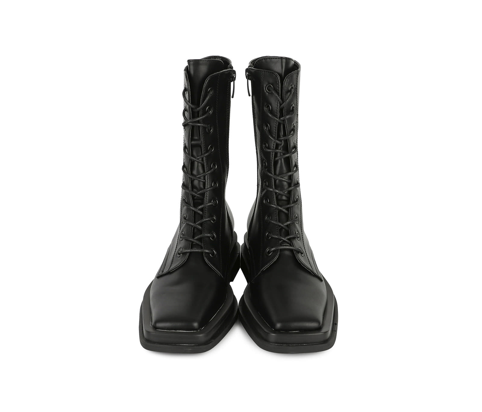 Pharaoh lace-up ankle boots