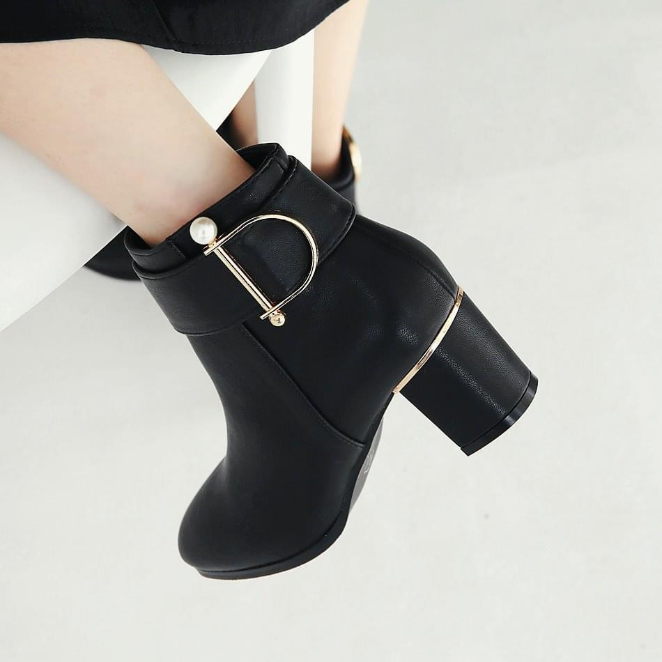 G-Kev Ankle Boots 6cm 靴子