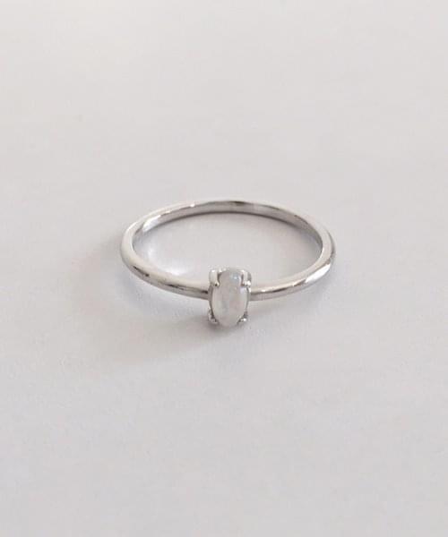 opal ring 戒指
