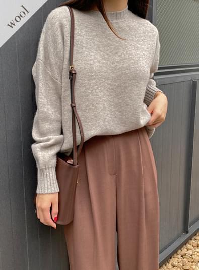 Lovebins wool knit 針織衫