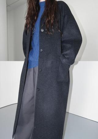 handmade comfy wool coat (3colors)