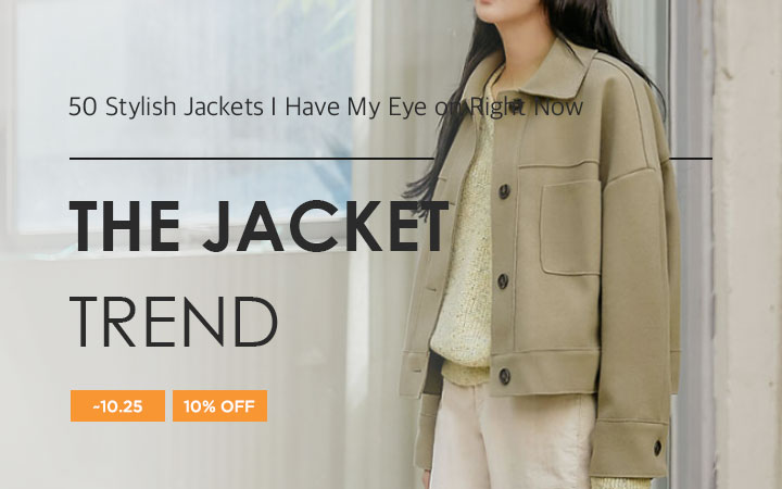 50 Stylish Jackets I Have My Eye on Right Now