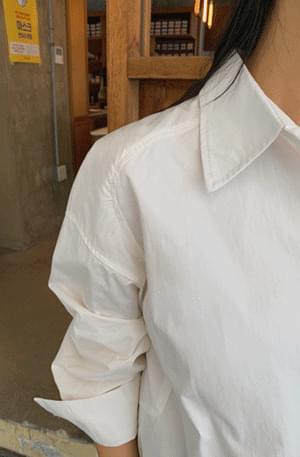 Boyfriend shirt dress