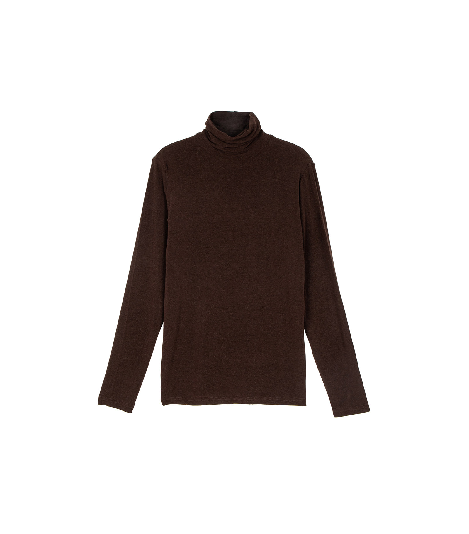 Belle slim turtleneck top