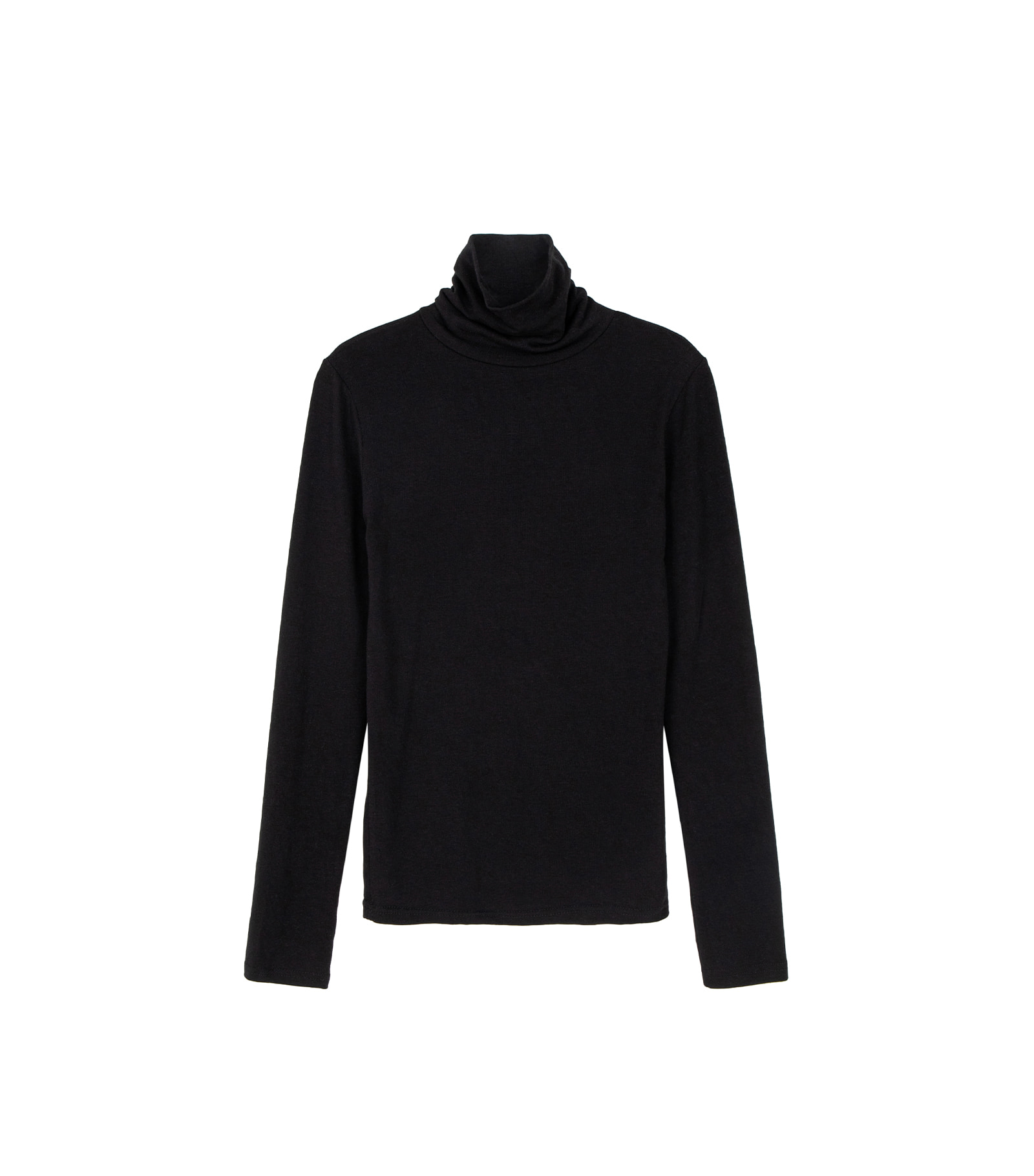 Pudding turtleneck long sleeve top