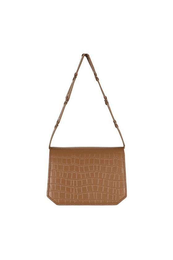 Pi animal pattern two-way shoulder bag