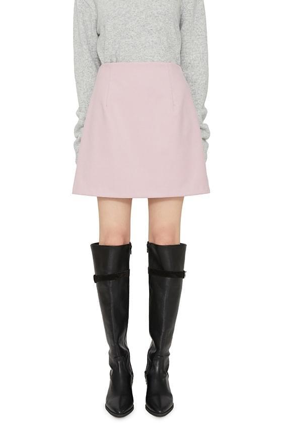 Orb Simple Mini Skirt